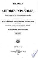 Dramaticos contemporaneos a Lope de Vega ... ; tomo 2