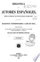 Dramaticos contemporáneos de Lópe de Vega: - vol. 2