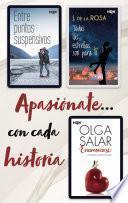 E-Pack autores españoles 1 agosto 2021