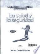 Early Childhood Themes: La salud y la seguridad (Health and Safety) Kit (Spanish Version)