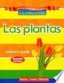 Early Childhood Themes: Las plantas (Plants) Kit (Spanish Version)