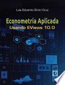 Econometríaa aplicada usando Eviews 10