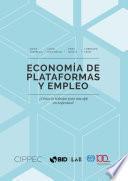 Economía de plataformas y empleo