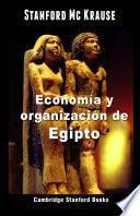Economía y organización de Egipto