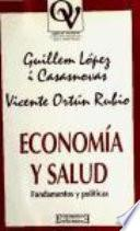Economía y salud