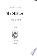 Editoriales de El Venezolano.