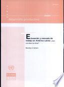 Educación y mercado de trabajo en América Latina