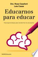 Educarnos para educar