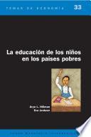 Educating Children in Poor Countries