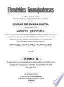 Efemérides guanajuantenses: 1901-1910