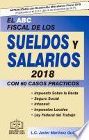 EL ABC FISCAL DE LOS SUELDOS Y SALARIOS 2018