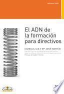 El ADN de la formación para directivos