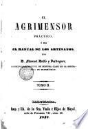 El Agrimensor práctico, o sea, El manual de los artesanos, 2