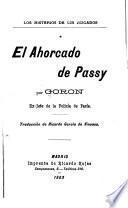 El ahorcado de Passy
