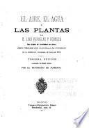 El aire, el agua y las plantas