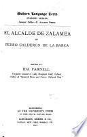 El alcade de Zalamea