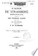 El alcalde de Strassberg