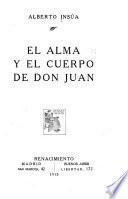 El alma y el cuerpo de Don Juan