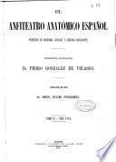 El Anfiteatro anatómico español