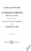 El ángel salvador de España, o, La fragata Numancia después de la victoria