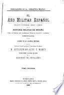 El año militar español