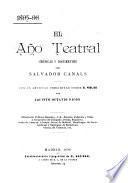 El año teatral, 1895-96