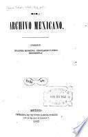 El archivo mexicano