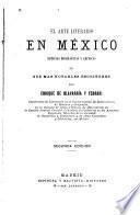 El arte literario en México
