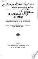 El ayuntamiento de Tacna