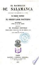 El Bachiller de Salamanca, ó, Aventuras de Don Querubin de la Ronda