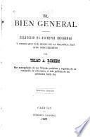 El bien general: coleccion de secretos indígenas y otros que por medio de la practica han sido descubiertos