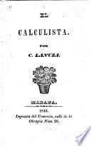 El calculista