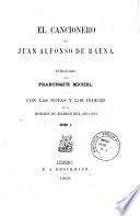 El cancionero de Juan Alfonso de Baena