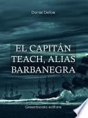 El capitán Teach, alias barbanegra