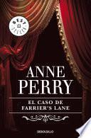 El caso de Farrier's Lane (Inspector Thomas Pitt 13)