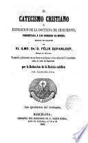 El Catecismo cristiano o exposición de la doctrina de Jesucristo