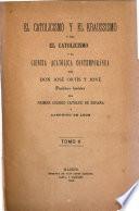 El Catolicismo y el Kraussismo ó sea el Catholicismo y la ciencia acatólica contemporénea