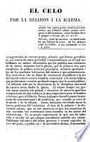 El celo por la relijion i la Iglesia. (Reimpreso.) [Signed: Unos antioqueõs de la religion.]