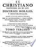 El Christiano instruido en su ley
