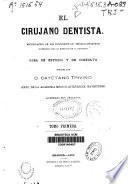 El cirujano dentista