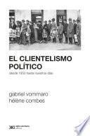 El clientelismo político