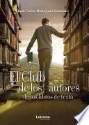 El club de los autores de los libros de texto
