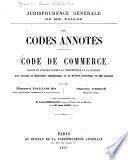 El Código de comercio argentino concordado y comentado