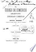 El código de comercio argentino