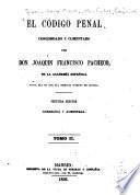 El código penal concordado y comentado