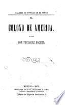 El colono de America