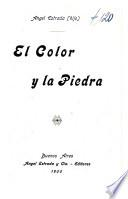 El color y la piedra