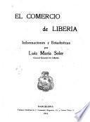 El comercio de Liberia