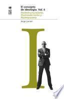 El Concepto de Ideología Vol. 4.