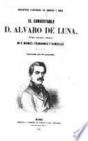 El condestable D. Alvaro de Luna